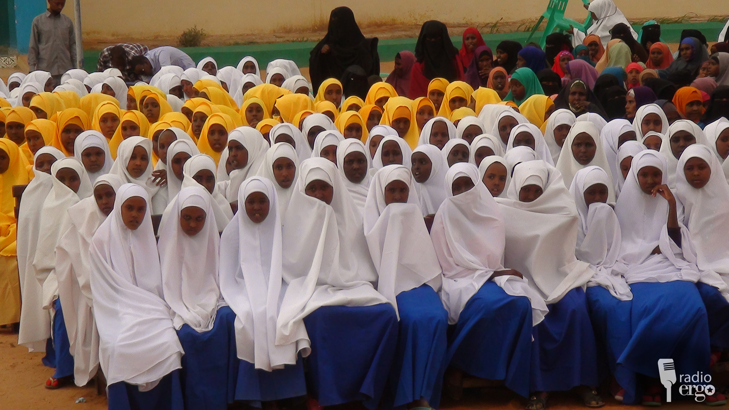 Free school places given to displaced pastoralist children in Mudug